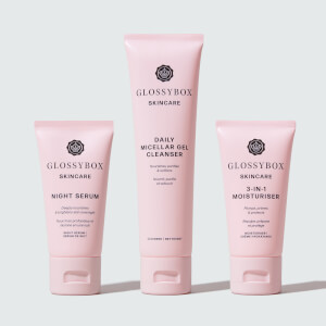 GLOSSYBOX Skincare The Starter Set (Worth £46.00)