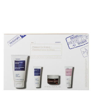 KORRES Passport to Greece Skincare Set (Worth £49.00)
