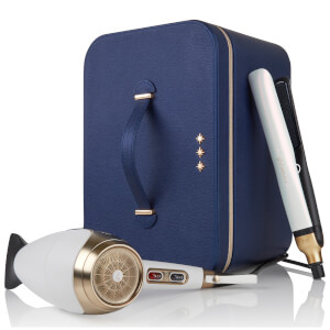 ghd Platinum+ Styler and Helios Hair Dryer Deluxe Set
