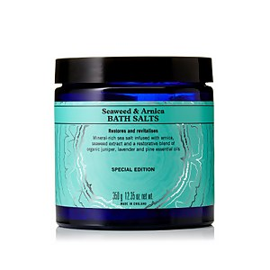 Neal's Yard Remedies Seaweed and Arnica Bath Salts Special Edition