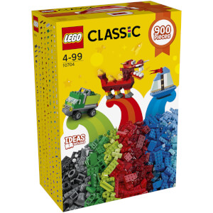 LEGO Classic: Creative Box (10704)