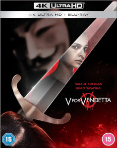 V for Vendetta - 4K Ultra HD (Includes 2D Blu-ray)