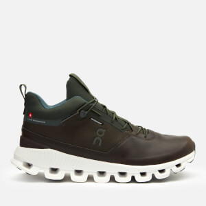 ON Men's Could Hi Waterproof Trainers - Fir/Umber