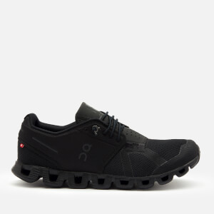 ON Women's Cloud Running Trainers - All Black