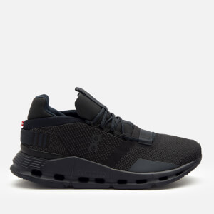 ON Running Women's Cloudnova Running Trainers - Black/Eclipse