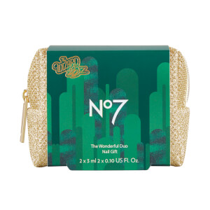 Wizard of Oz The Wonderful Duo Nail Gift