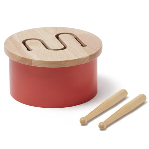 Kids Concept Drum Mini - Red