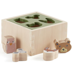 Kids Concept Sorter Box - Green