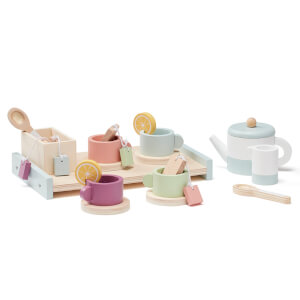 Kids Concept Tea Set - Pink