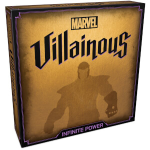 Ravensburger Marvel Villainous Strategy Game