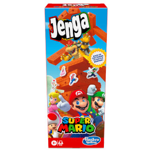Jenga - Super Mario Edition