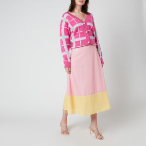 Olivia Rubin Women's Penelope Skirt - Colourblock