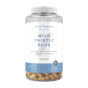 Milk Thistle Plus Capsules