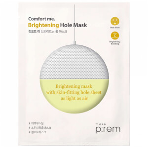 make p:rem Comfort Me. Brightening Hole Mask