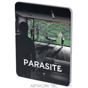 Parasite - Limited Edition 4K Ultra HD Steelbook (Includes 2D Blu-ray)