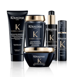 Kérastase Chronologiste Youth Revitalising Hair Care Bundle