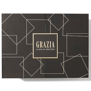 GLOSSYBOX X Grazia 12 days of Christmas Advent Calendar (Worth over £530!)