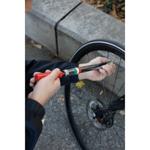 Kikkerland Fiets Bike Pump