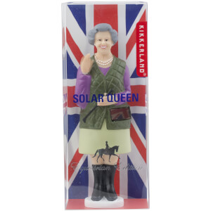 Kikkerland Solar Queen Equestrian from I Want One Of Those