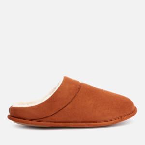 Polo Ralph Lauren Men's Ellicott Suede Mule Slippers - Snuff
