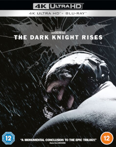 The Dark Knight Rises - 4K Ultra HD (Includes 2D Blu-ray)