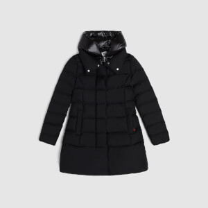 Woolrich Women's Luxe Puffy Prescott - Black