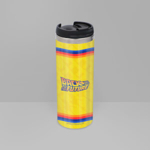 Back to the Future Thermo Travel Mug