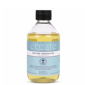 Create Your Own Organic Massage Oil 250ml