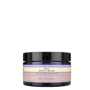 Rose Body Cream 200g