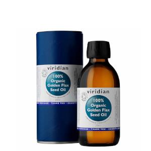 100pc Organic Golden Flaxseed Oil 200ml