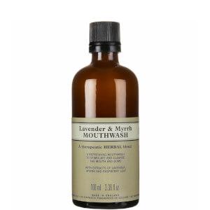 Lavender and Myrrh Mouthwash 100ml
