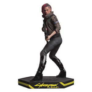 Figurine en PVC V (Femme) Cyberpunk 2077 (22 cm) - Dark Horse