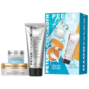 Peter Thomas Roth Peel and Reveal 3 Piece Bestseller Kit (Worth $117.00)