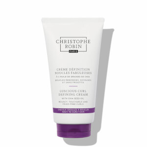 Christophe Robin New Luscious Curl Cream with Chia Seed Oil 150ml