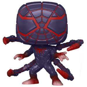 Marvel Spiderman Miles Morales Programmable Suit Pop! Vinyl