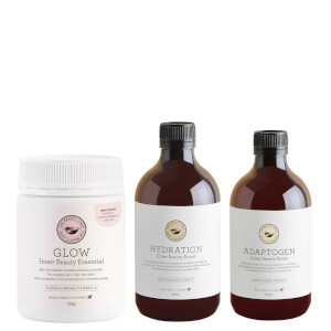 The Beauty Chef Glow, Hydration and Adaptogen Trio (Worth $155.00)