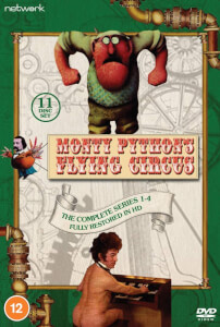 Monty Python's Flying Circus: The Complete Series
