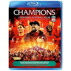 Champions. Liverpool Football Club Season Review 2019-20