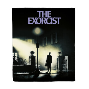 The Exorcist Classic Couverture Plaid