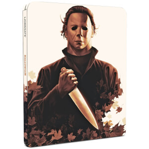 Halloween - Zavvi Exclusive 4K Ultra HD Steelbook & Clear Slipcase (Includes Blu-ray)