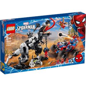 LEGO Super Heroes Venomosaurus Ambush Building Set (76151)
