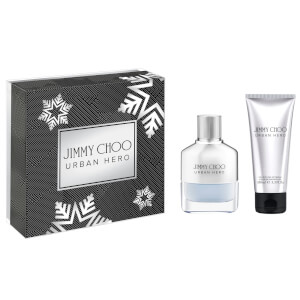 Jimmy Choo Urban Hero Eau de Parfum and Shower Gel Set (Worth £62.00)
