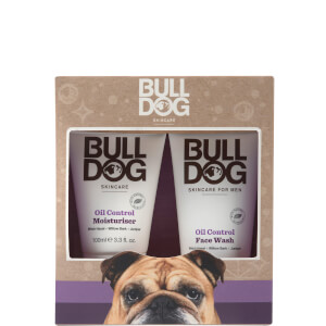 Bulldog Oil Control Duo Set (Worth £10.50)