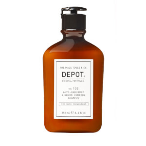 Depot No.102 Anti-Dandruff and Sebum Control Shampoo 250ml