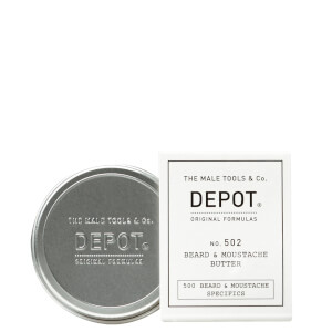 Depot No.502 Beard and Moustache Butter 30ml