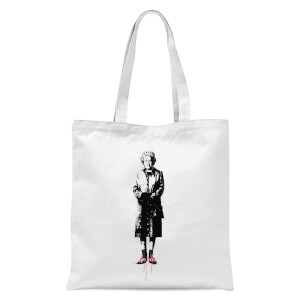 This Is England Tote Bag - White