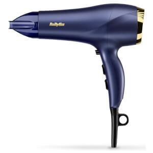 BaByliss Midnight Lux 2300W DC Hair Dryer
