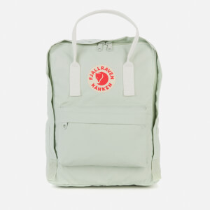 Fjallraven Women's Kanken Backpack - Mint Green/Cool White