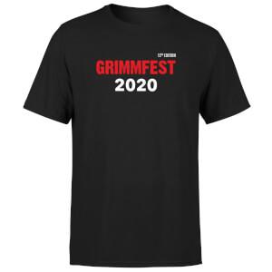 Grimmfest 2020 Unisex T-Shirt - Black