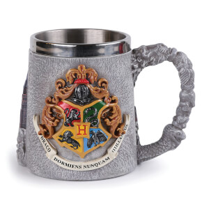 Harry Potter Hogwarts Polyresin Mug
